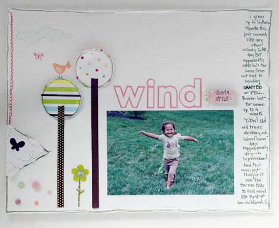 Wind - alberta style