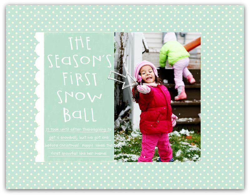 11.27.09 - first snowball ol