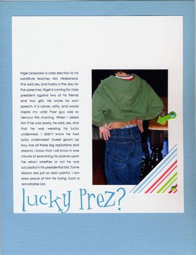 lucky underwear
