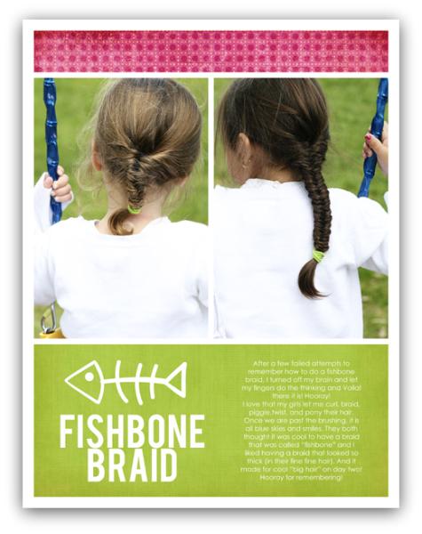 fishbone braids